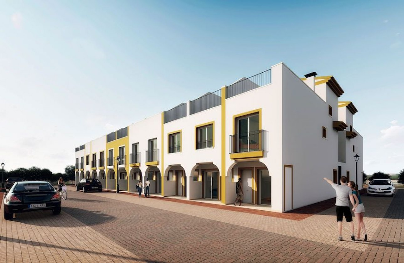 Townhouse - New Builds - Torre Pacheco - Torre-Pacheco