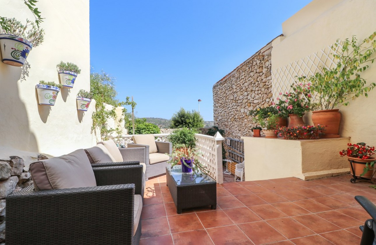 Townhouse - Re-sales - Benissa - Senija