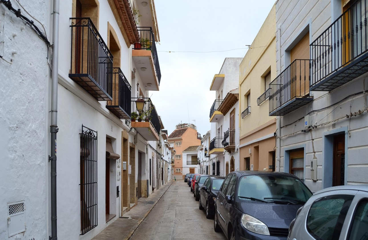 Townhouse - Re-sales - Javea - Pueblo