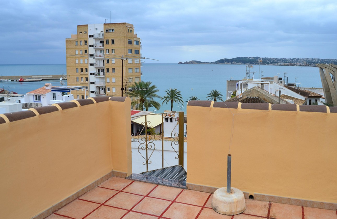 Townhouse - Re-sales - Javea - Puerto