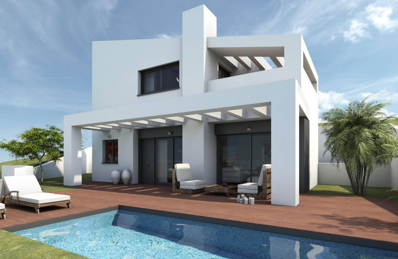 Villa - New Builds - Alcalalí - Alcalalí