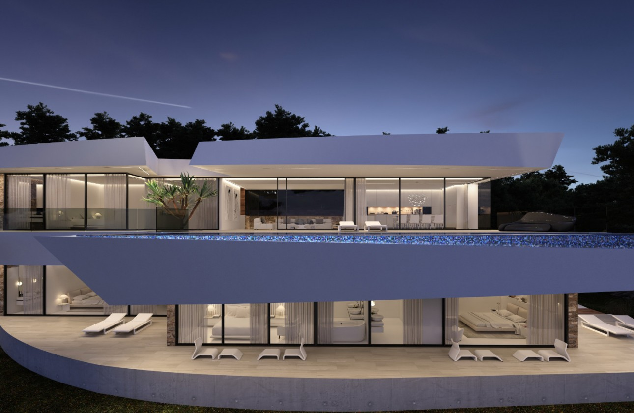 Villa - New Builds - Altea - Urbanizaciones