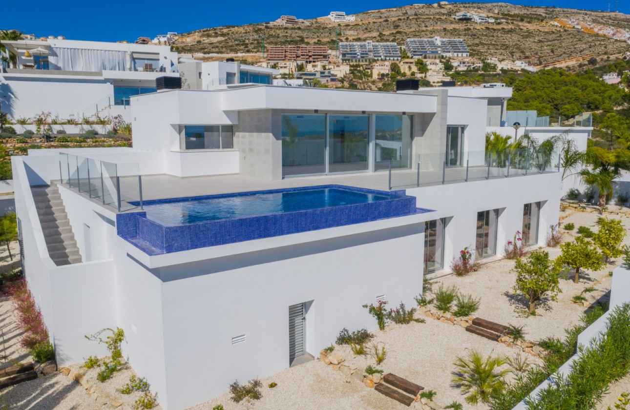 Villa - New Builds - Benitachell - Cumbre del Sol