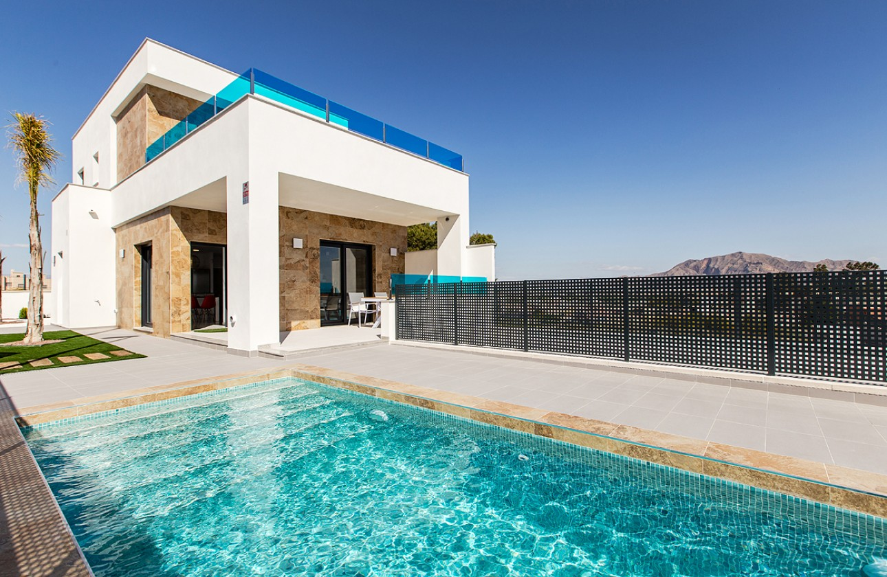 Villa - New Builds - Bigastro - Bigastro