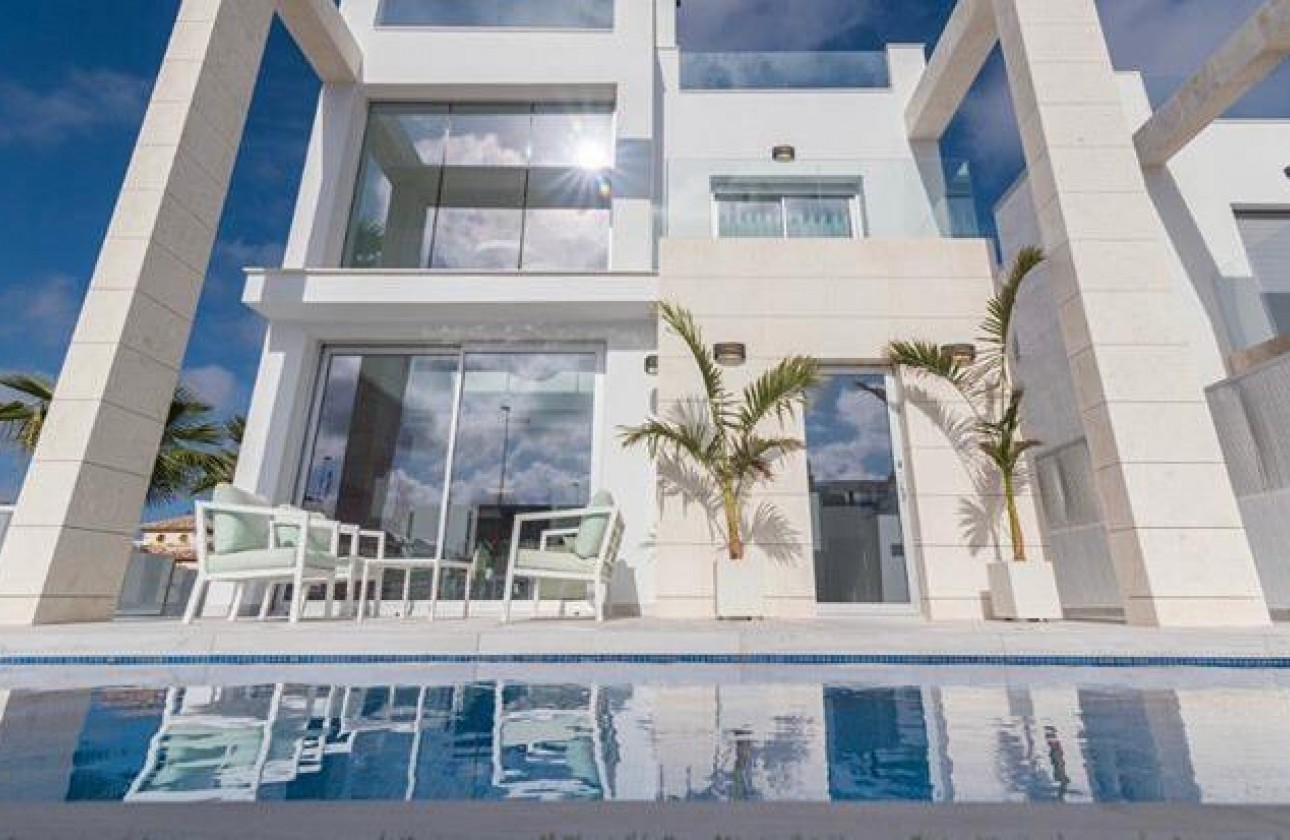 Villa - New Builds - Cabo Roig - Cabo Roig