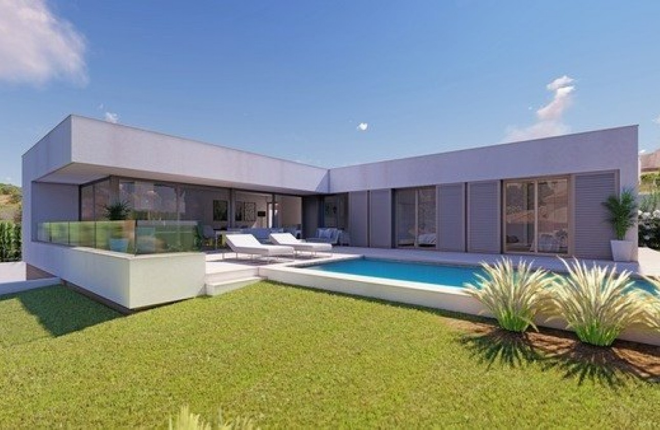 Villa - New Builds - Calpe - Calpe