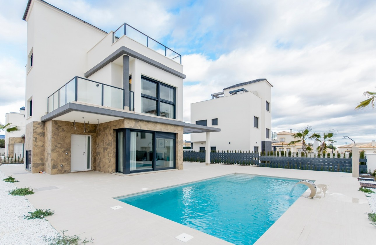 Villa - New Builds - Castalla - Castalla
