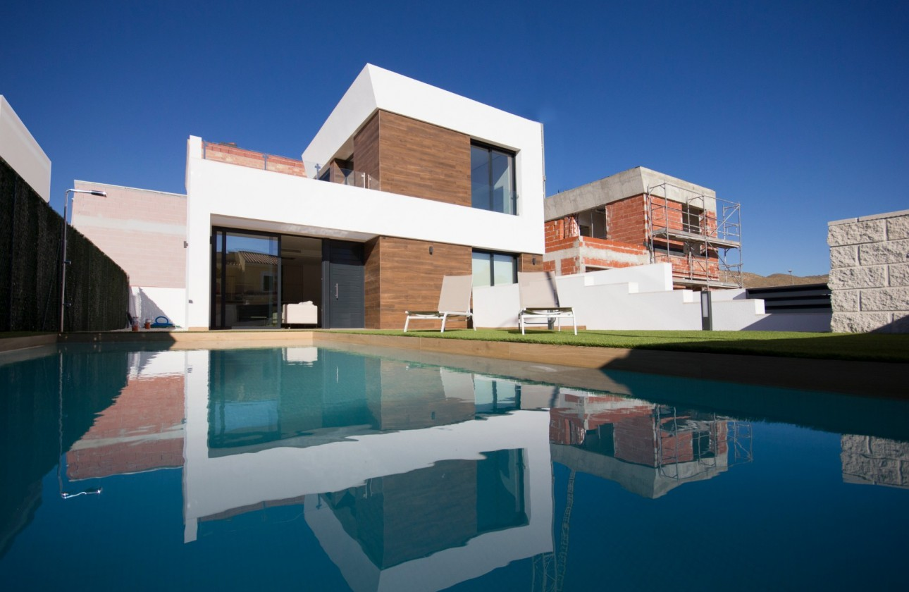 Villa - New Builds - El Campello - El Campello