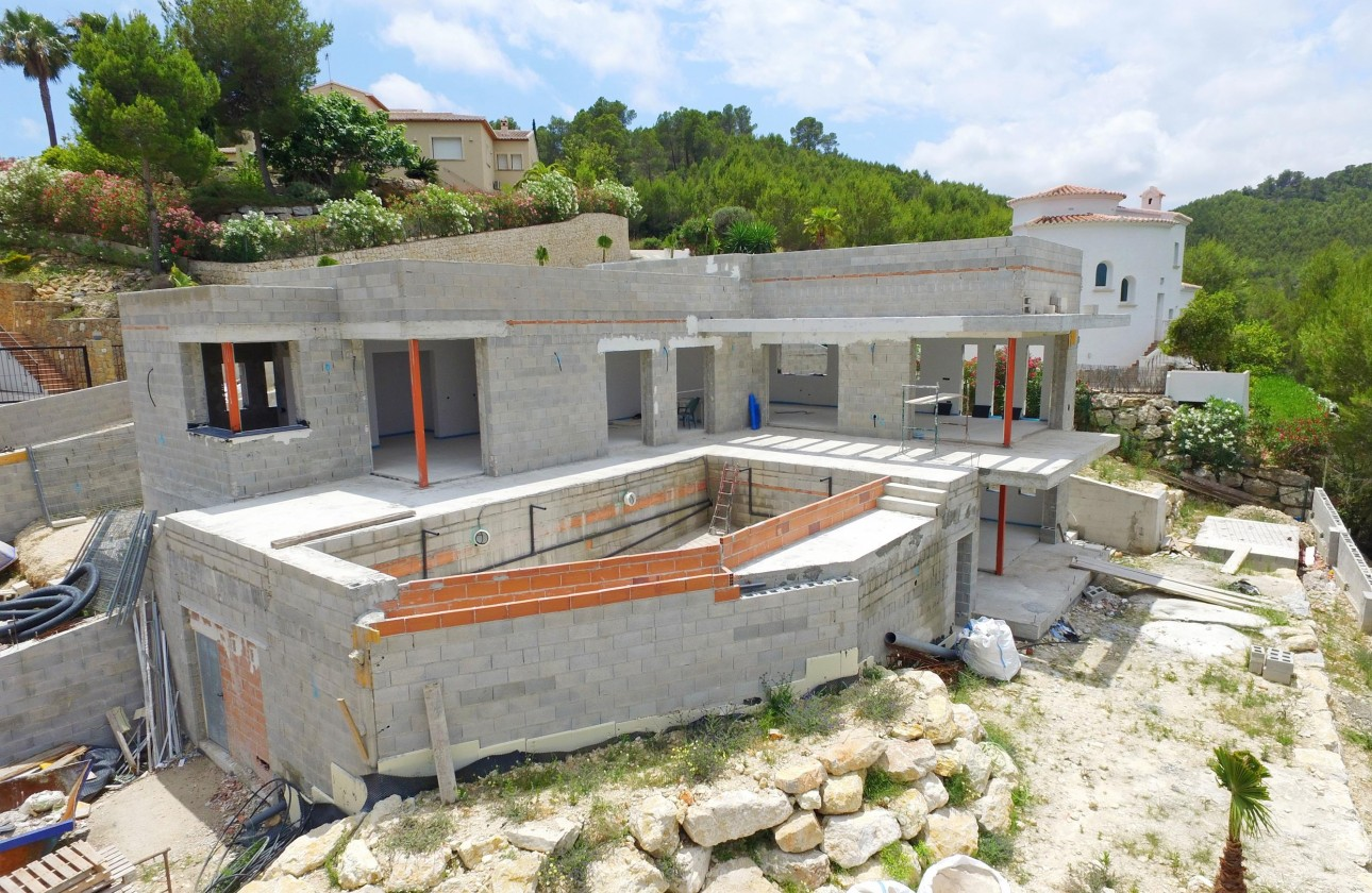 Villa - New Builds - Javea - Adsubia