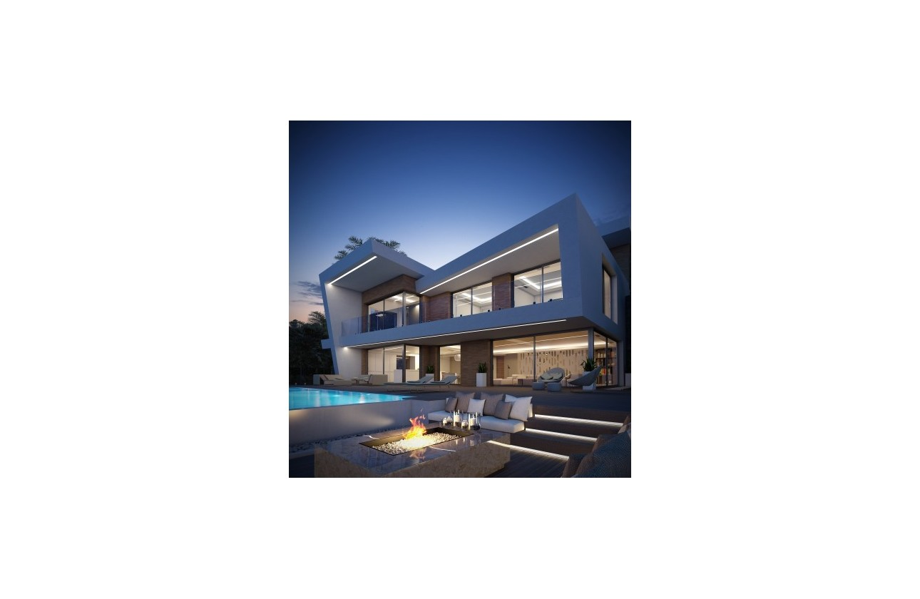 Villa - New Builds - Javea - Arenal