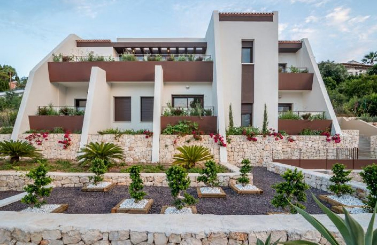 Villa - New Builds - Javea - Cap Marti