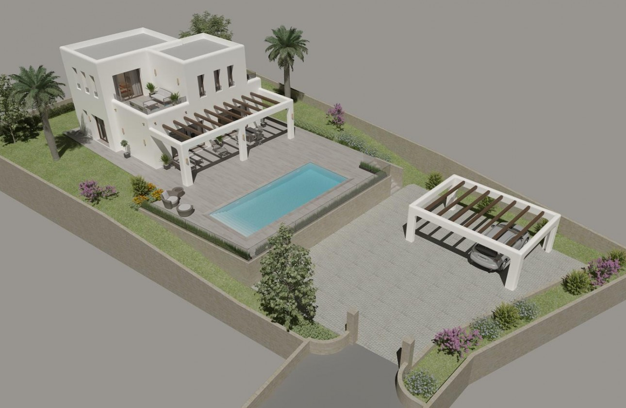Villa - New Builds - Javea - Covatelles