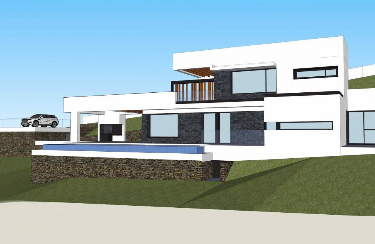 Villa - New Builds - Javea - Javea