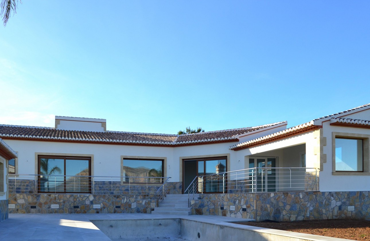 Villa - New Builds - Javea - La Lluca