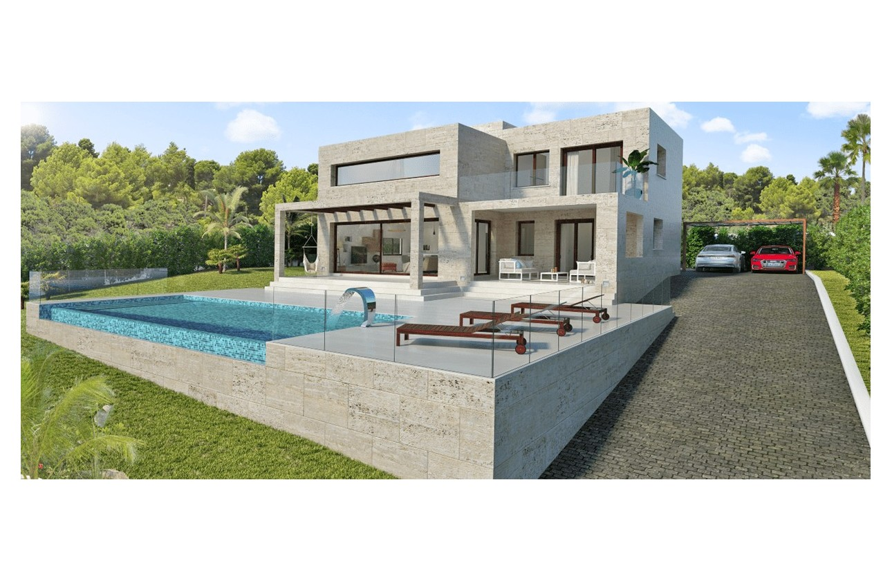 Villa - New Builds - Javea - LA SIESTA