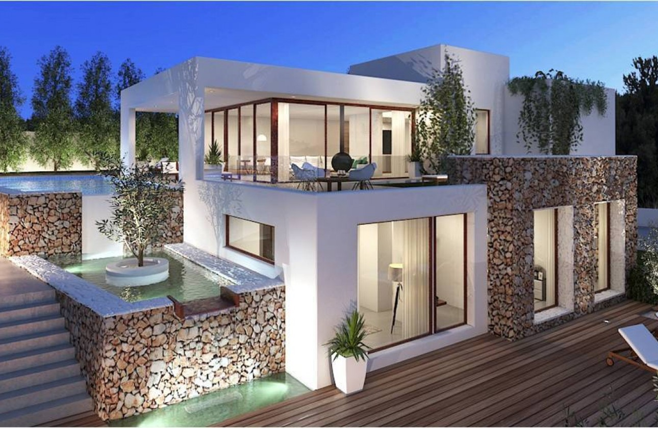 Villa - New Builds - Javea - LAS LADERAS