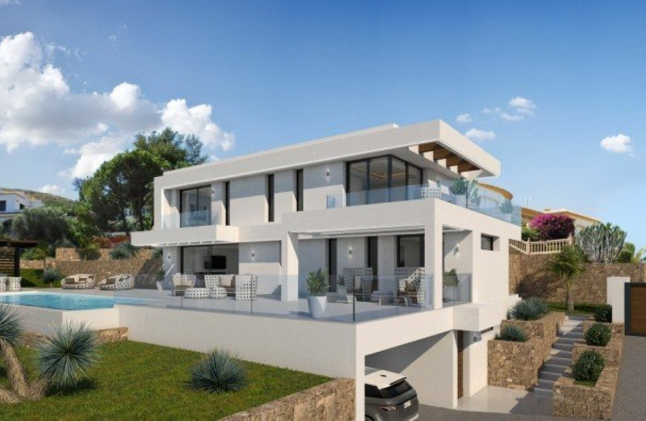 Villa - New Builds - Javea - PINOSOL