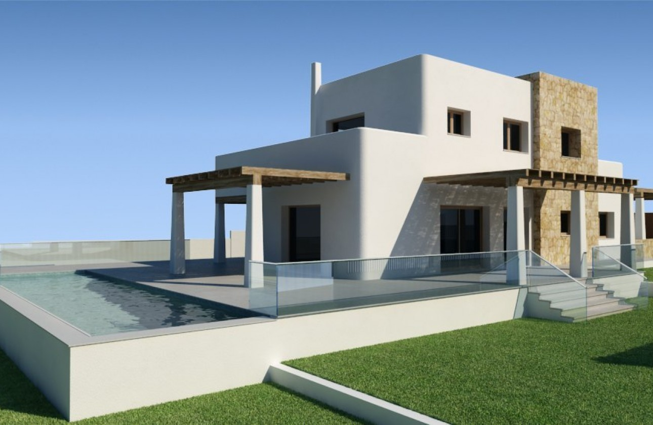 Villa - New Builds - Javea - Puerta Fenicia