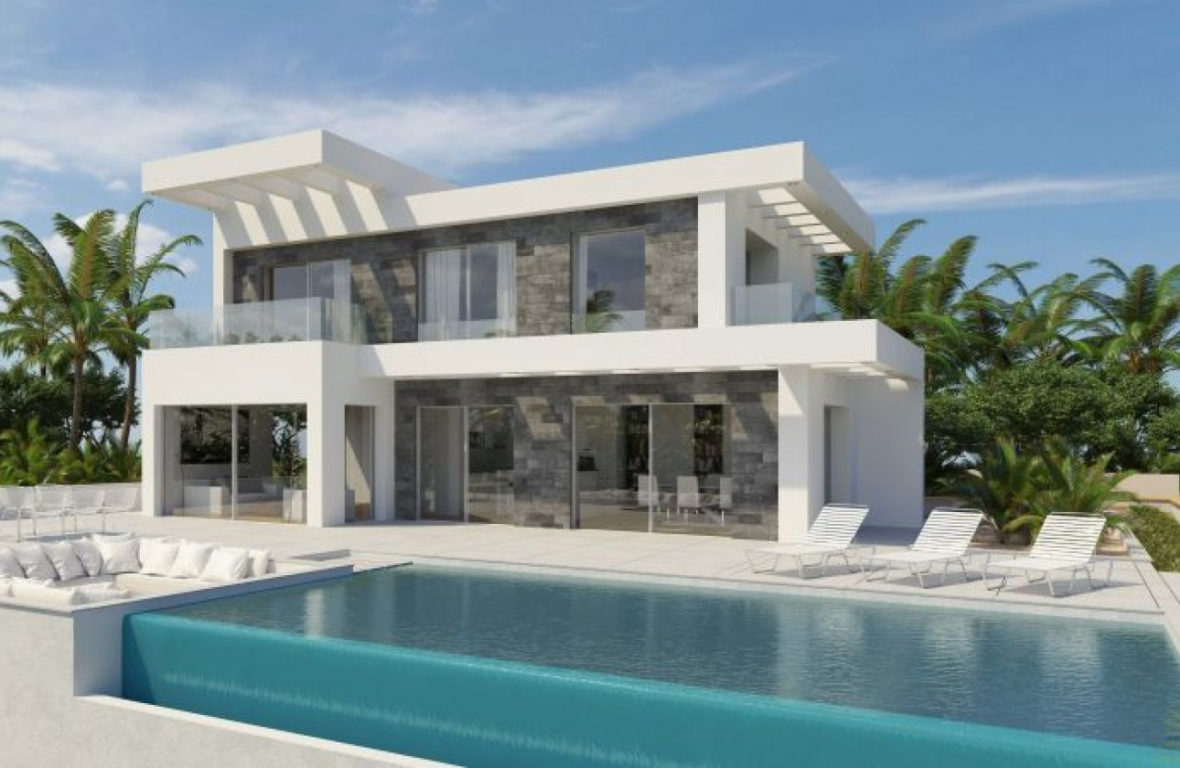 Villa - New Builds - Javea - TOSALET III