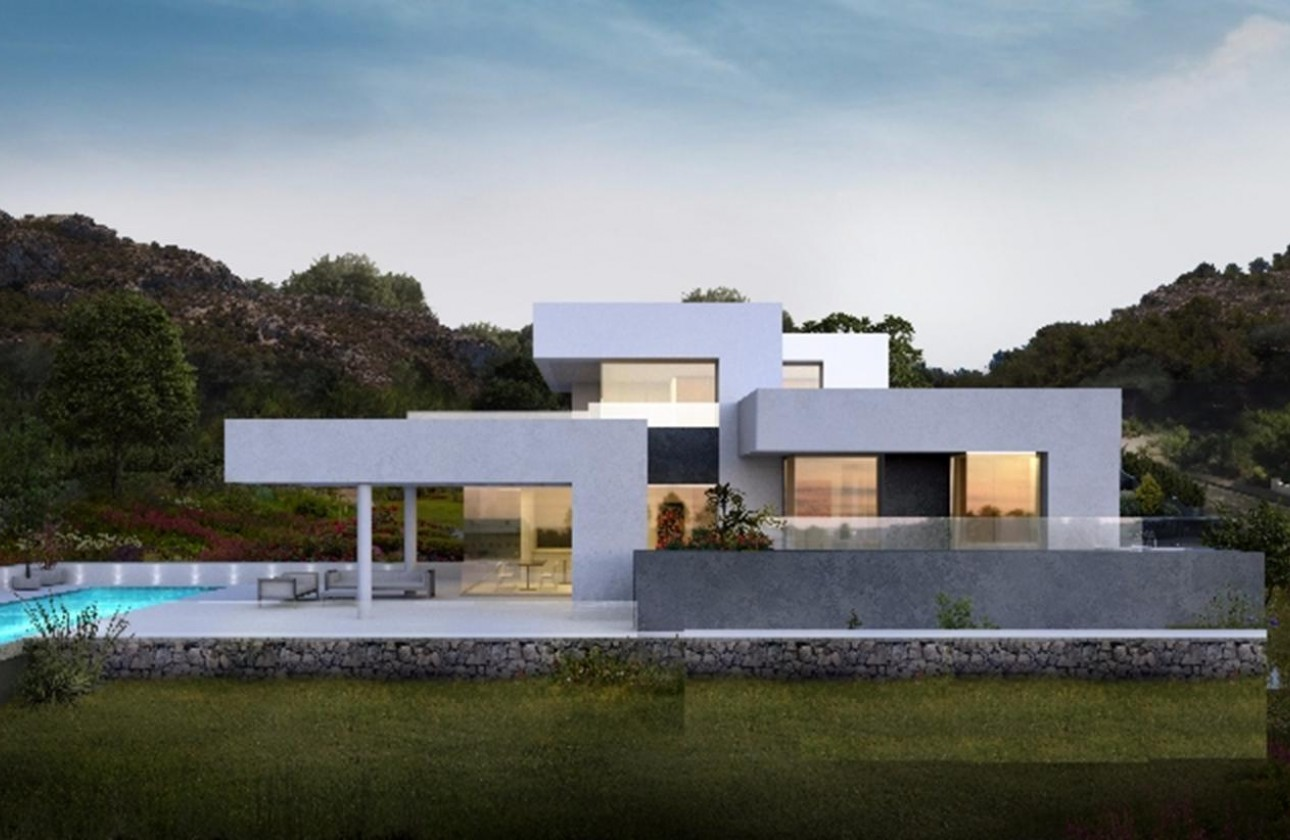 Villa - New Builds - Javea - VILLES AL VENT