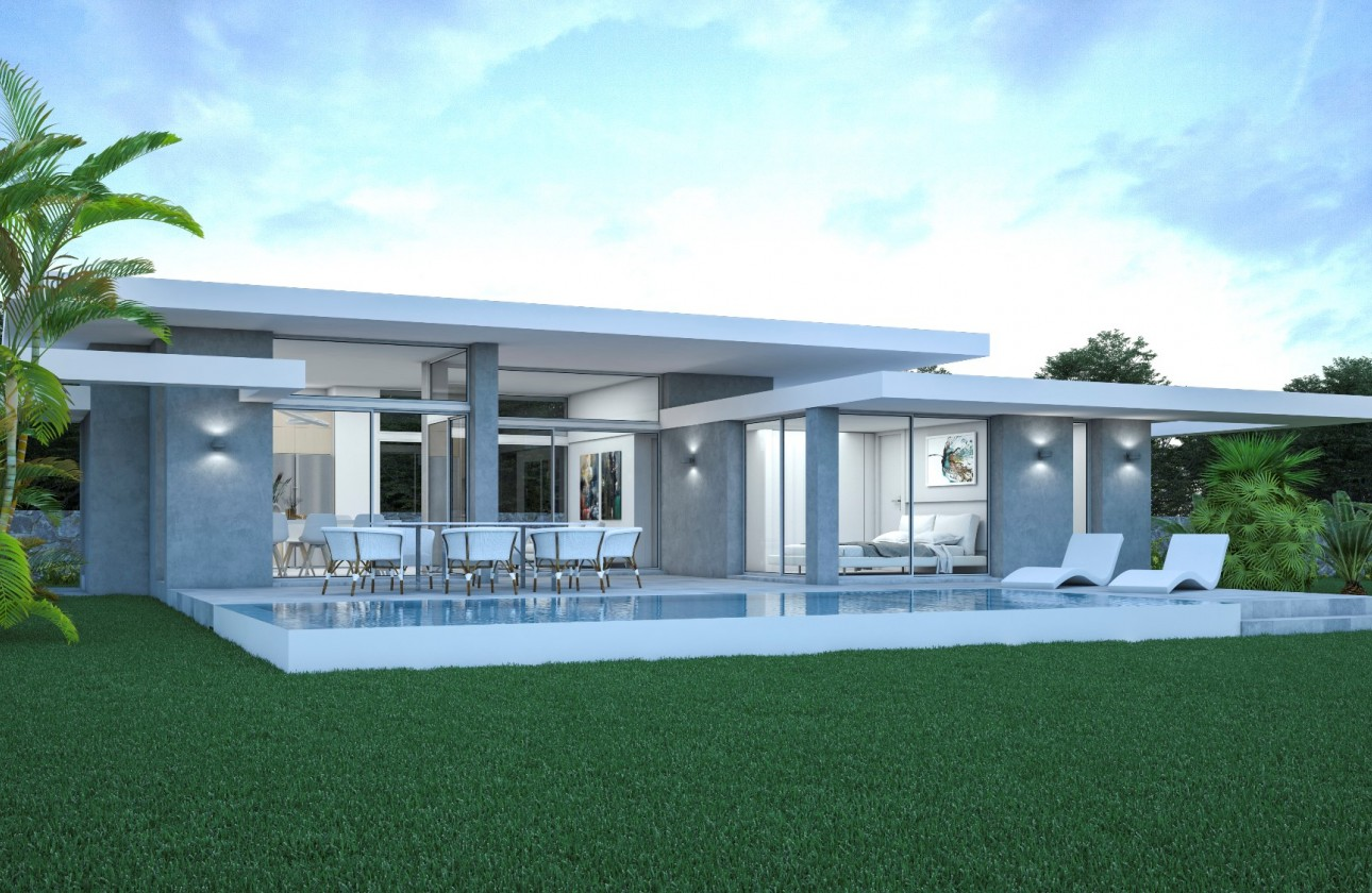 Villa - New Builds - Javea - Villes del Vent