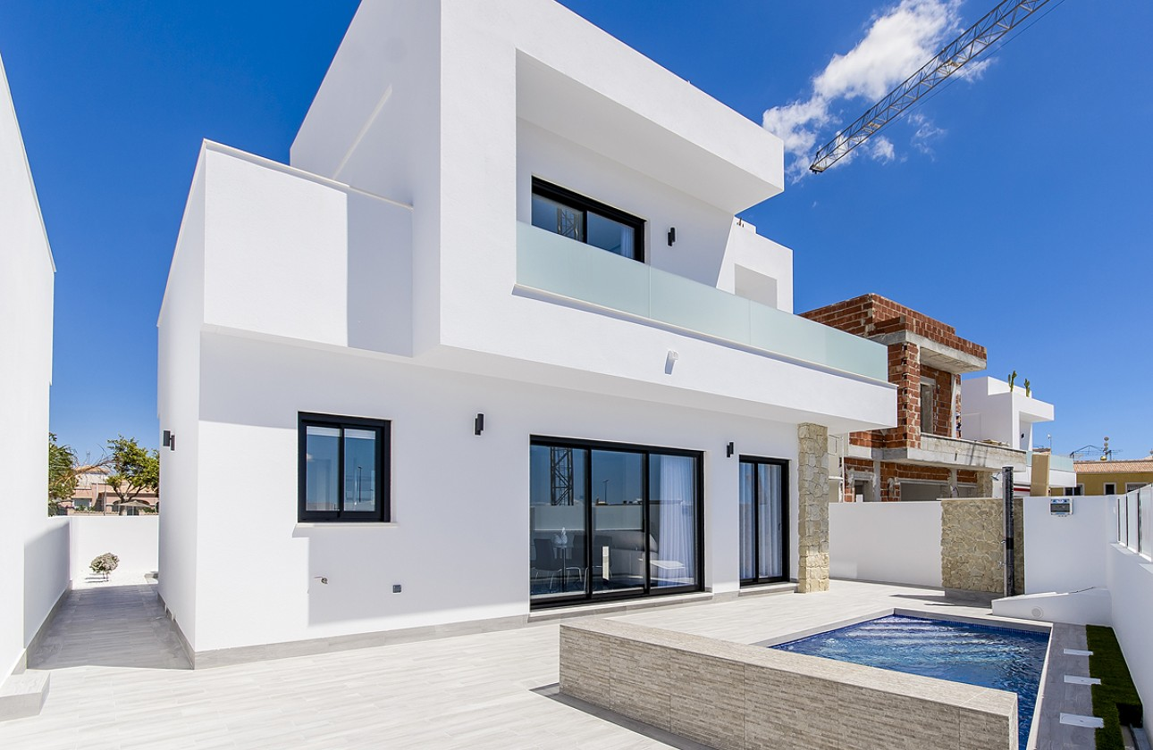 Villa - New Builds - Los Montesinos - Alicante