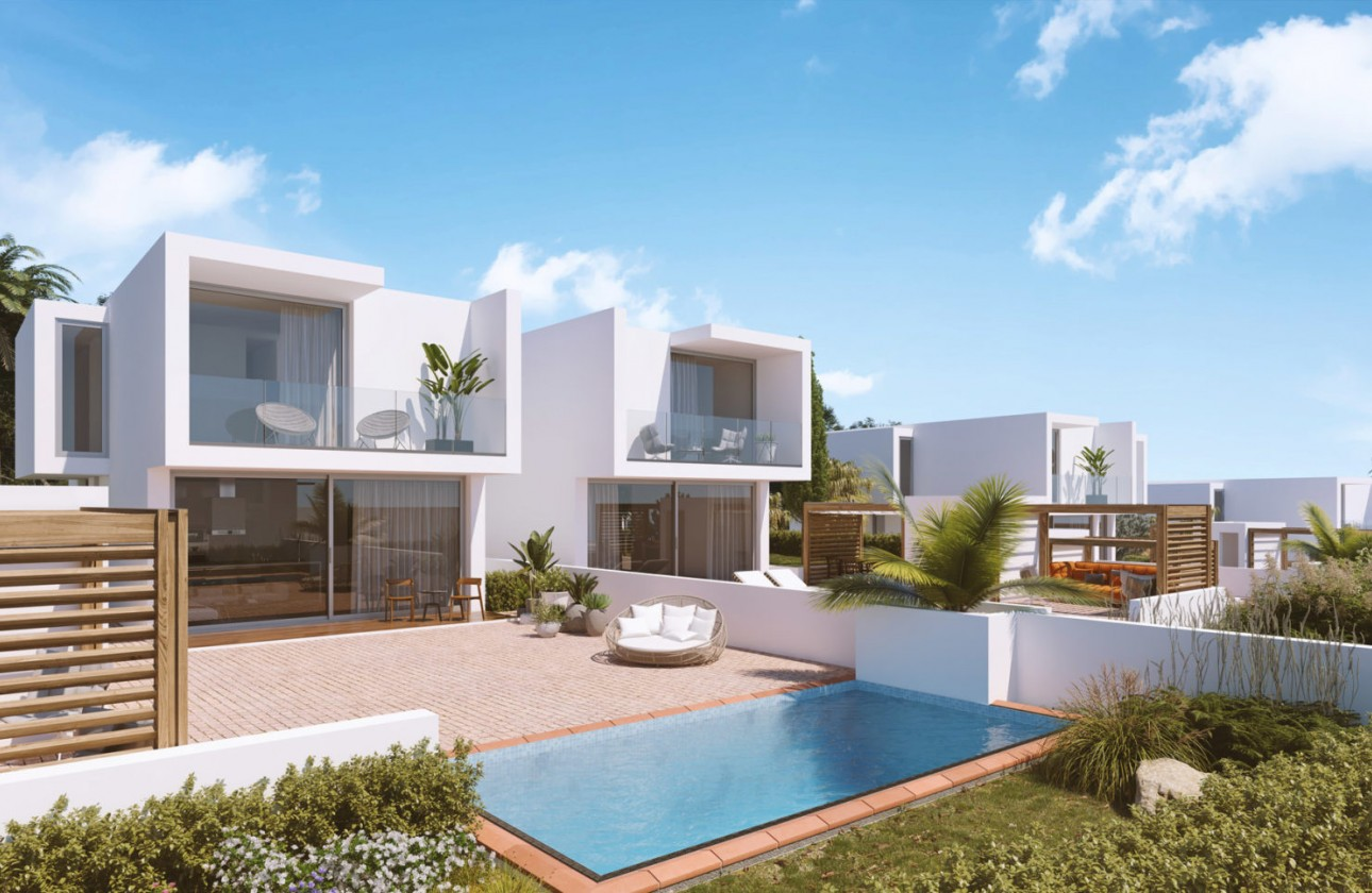 Villa - New Builds - Moraira - El Portet
