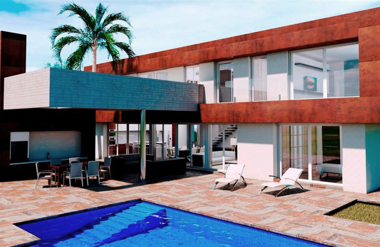 Villa - New Builds - Moraira - El Tesoro