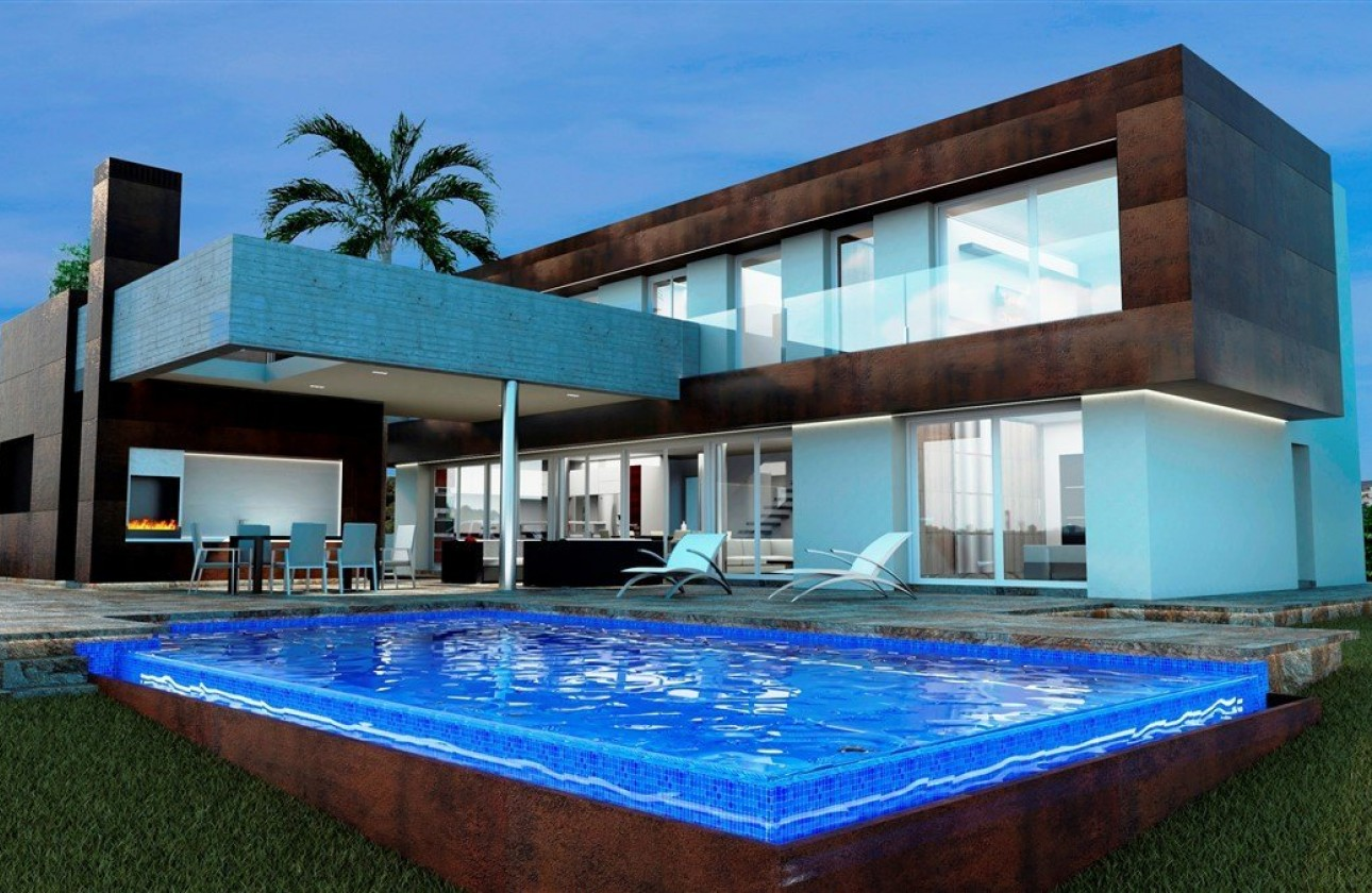 Villa - New Builds - Moraira - Moraira