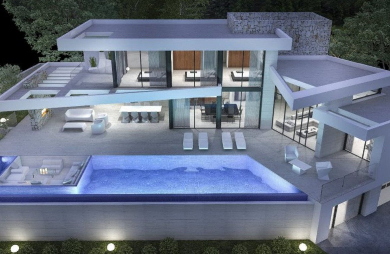 Villa - New Builds - Moraira - Pla del Mar