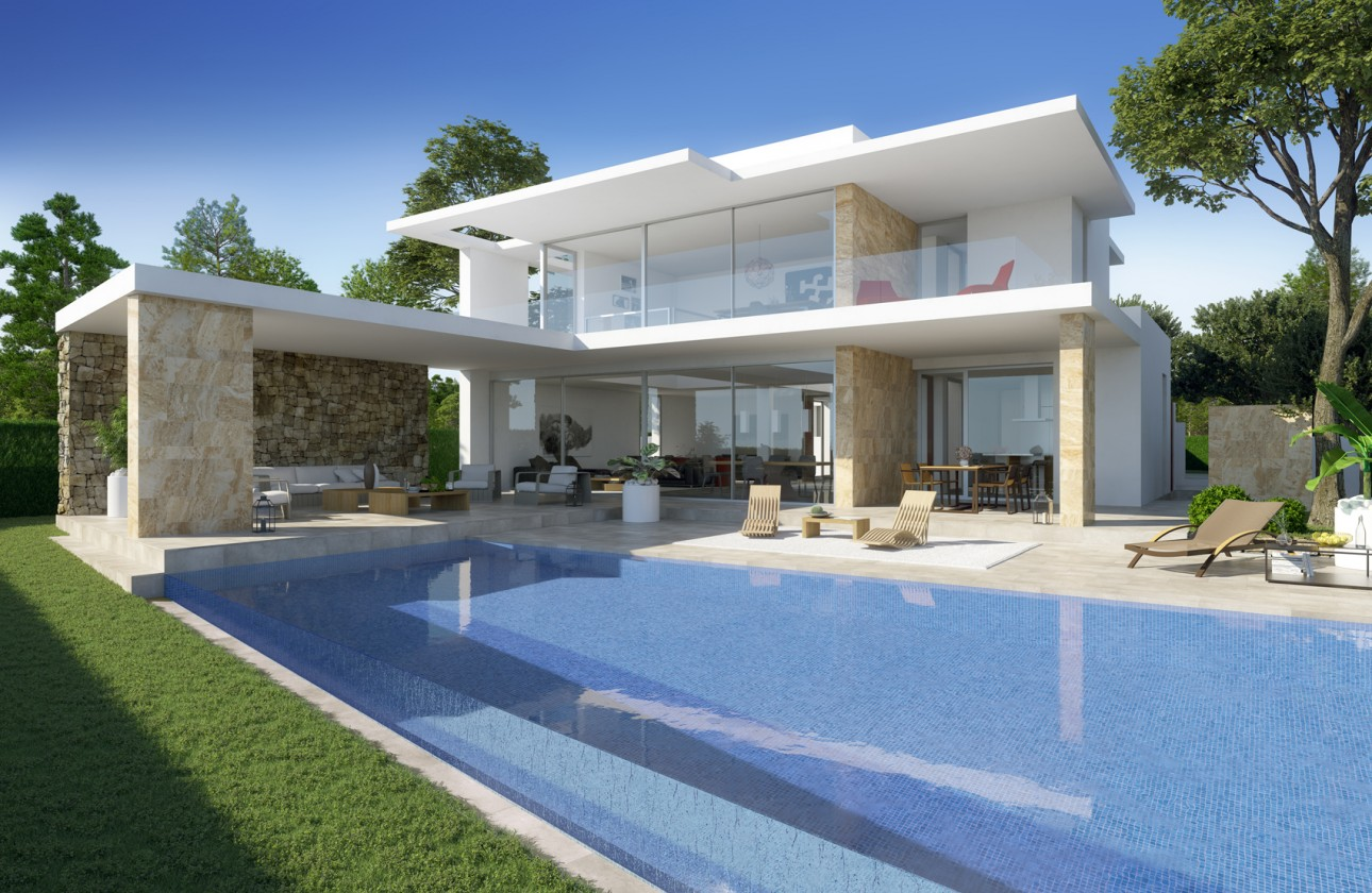 Villa - New Builds - Moraira - Sol Park