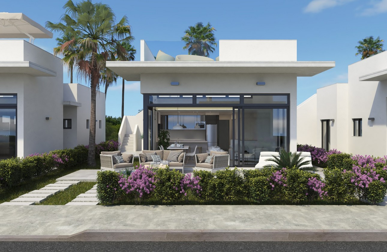 Villa - New Builds - Murcia - Murcia