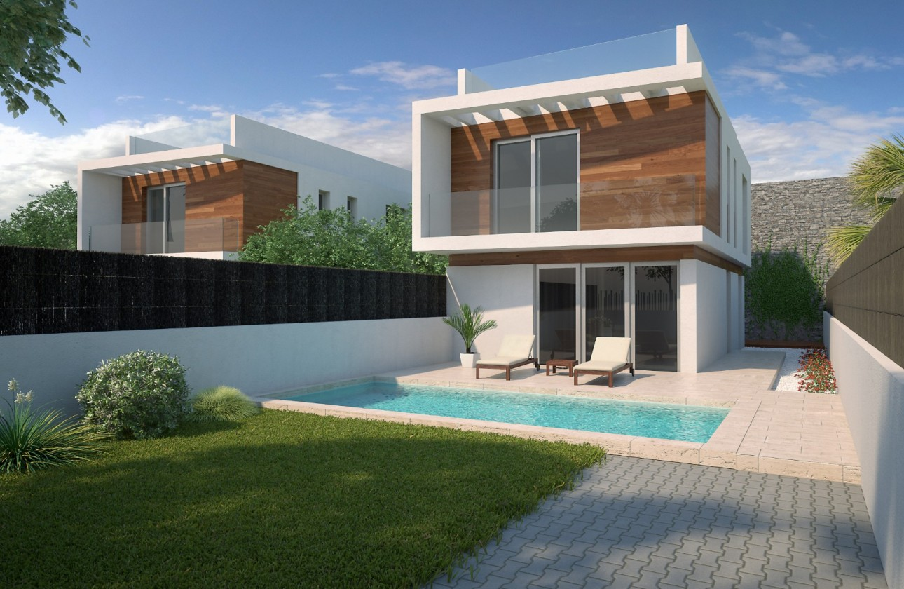 Villa - New Builds - Orihuela Costa - Orihuela Costa