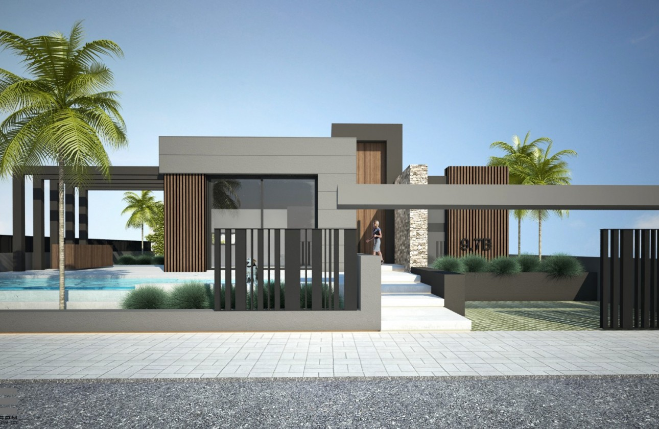 Villa - New Builds - Polop - Polop