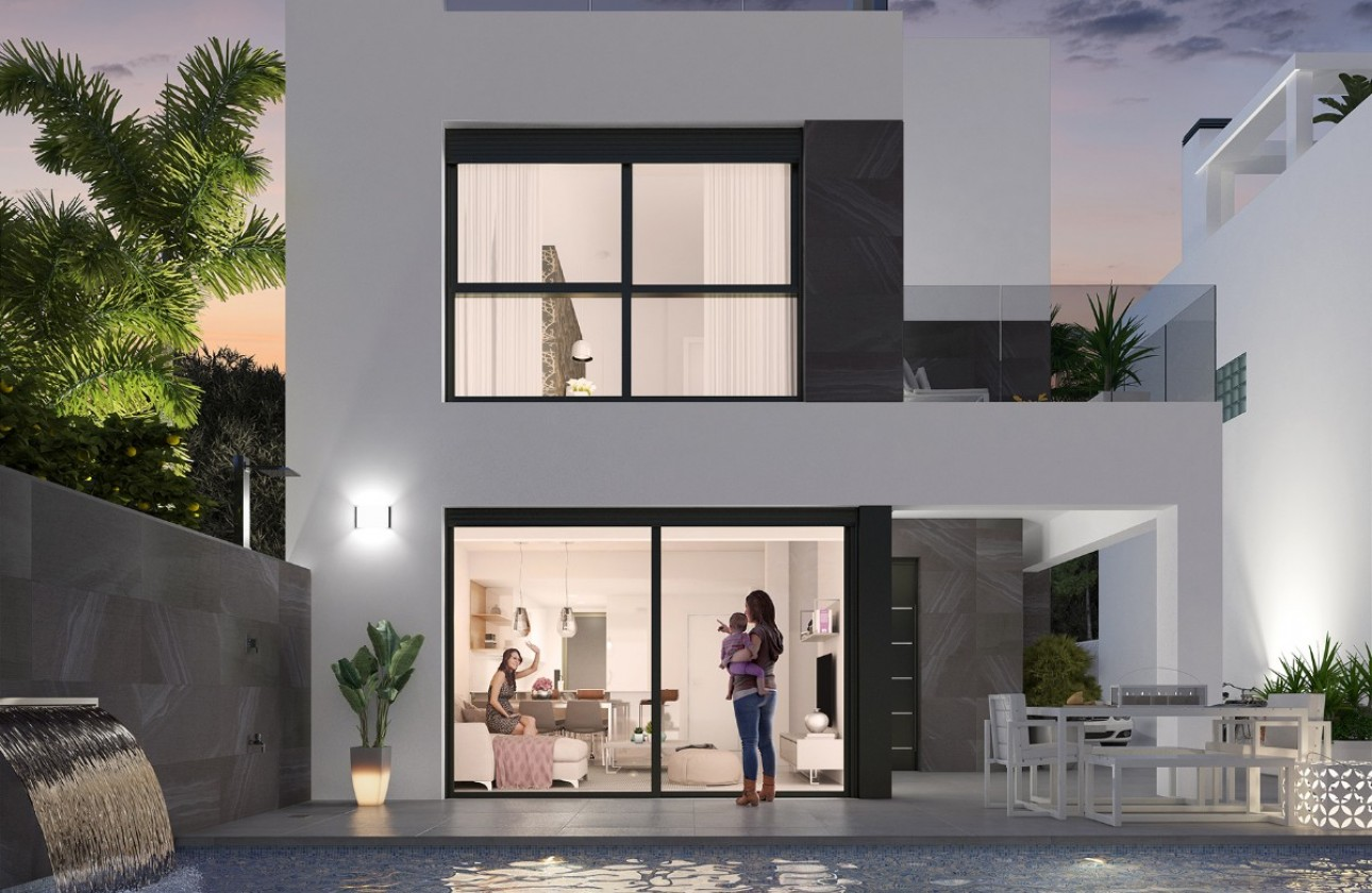 Villa - New Builds - Punta Prima - Punta Prima