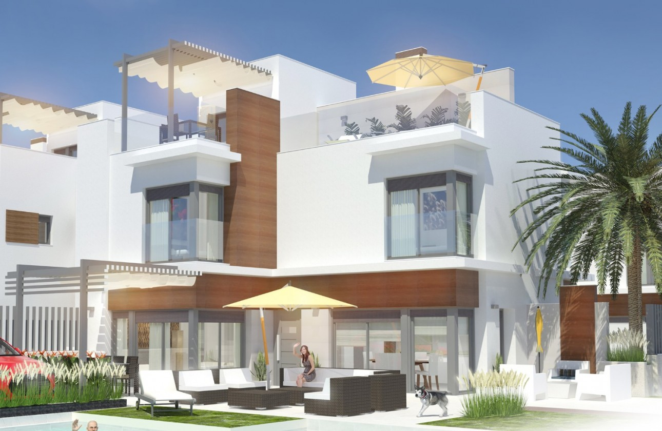 Villa - New Builds - San Javier - San Javier