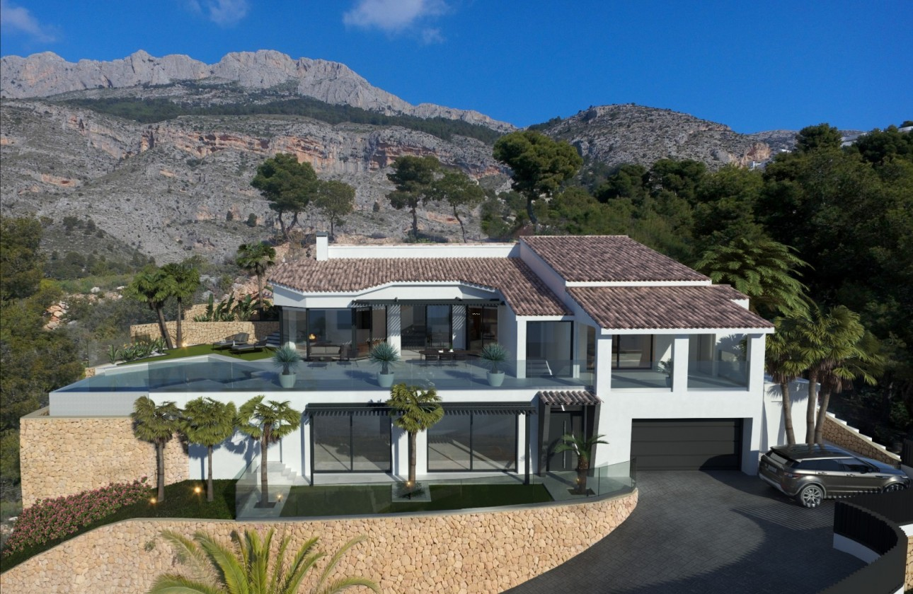 Villa - Re-sales - Altea - Altea Hills