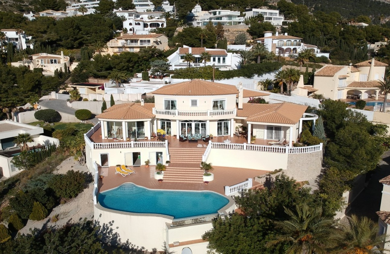 Villa - Re-sales - Altea - Altea