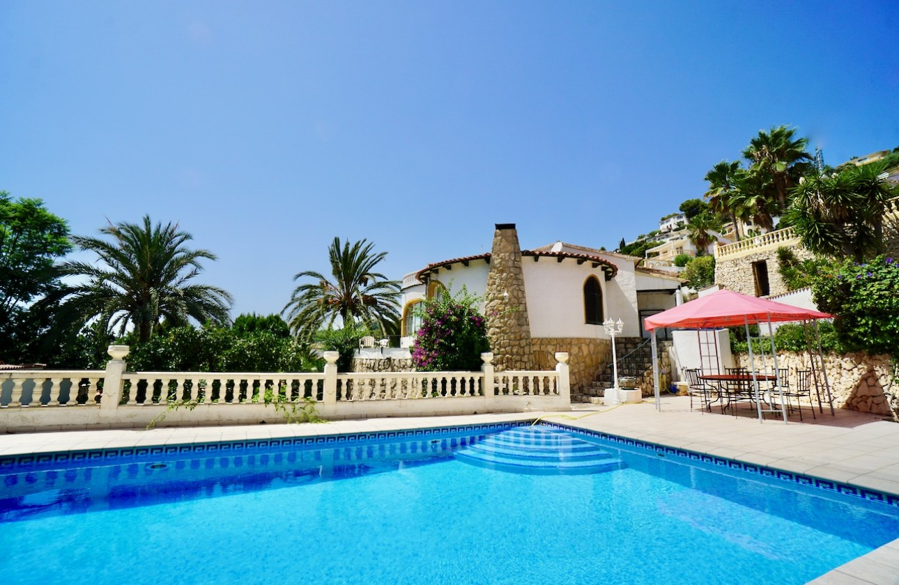 Villa - Re-sales - Benissa - Montemar