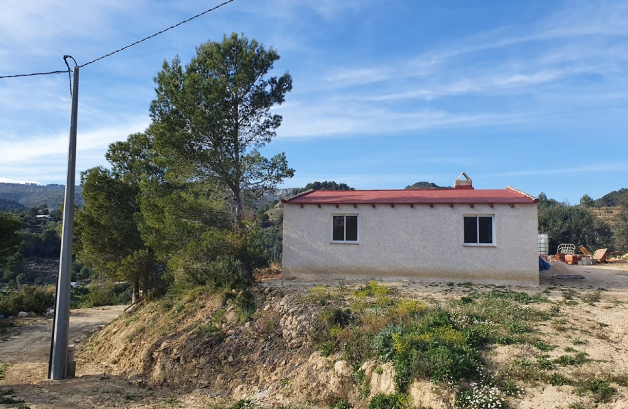 Villa - Re-sales - Benissa - Rural