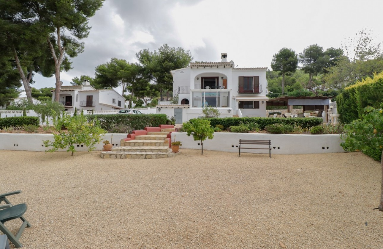 Villa - Re-sales - Benitachell - Benitachell