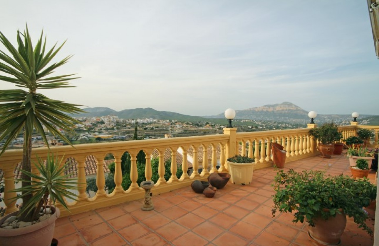 Villa - Re-sales - Benitachell - Calistros