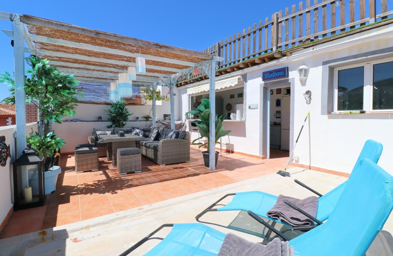 Villa - Re-sales - Benitachell - Centro