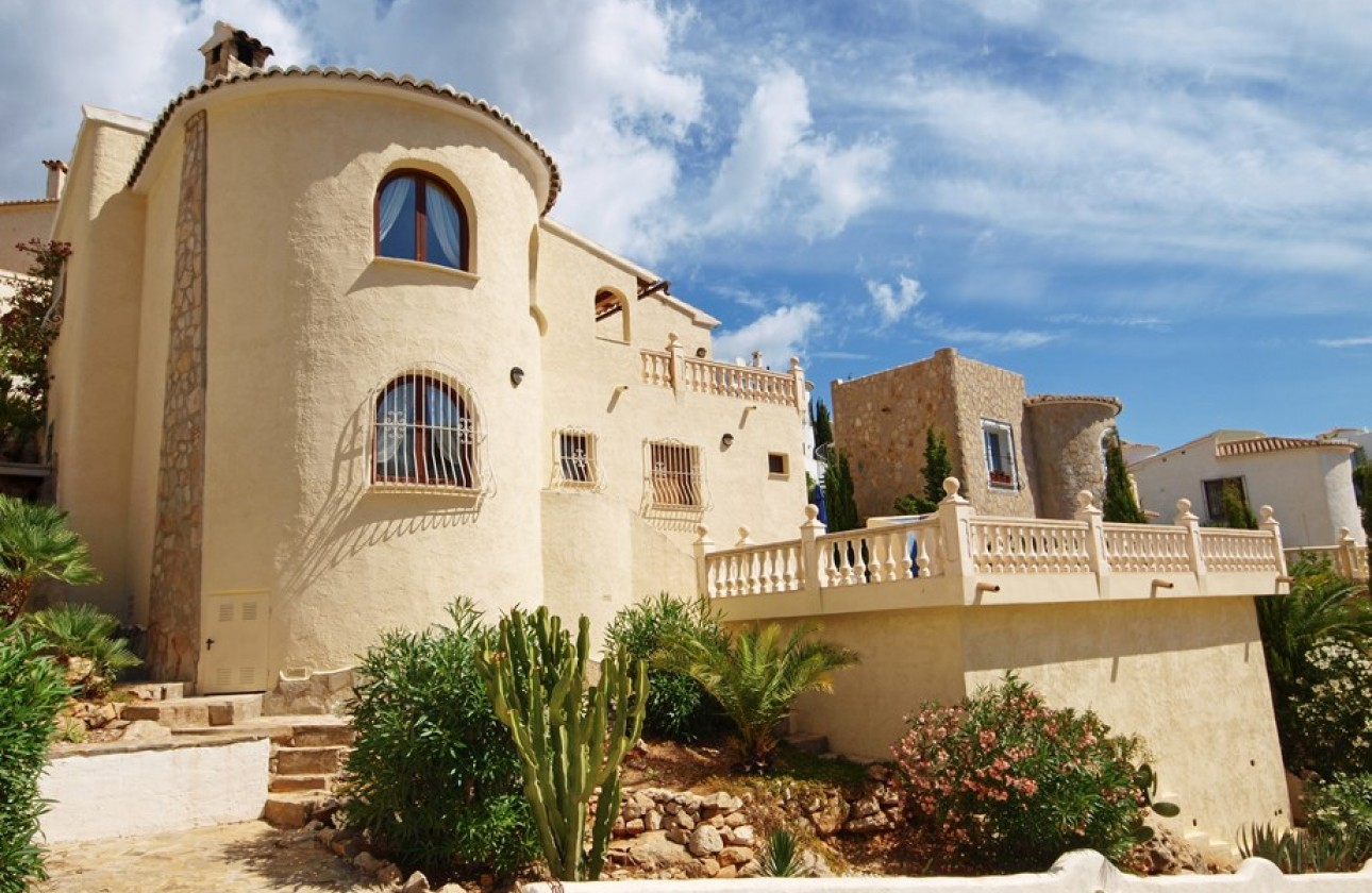 Villa - Re-sales - Benitachell - Cumbre del Sol