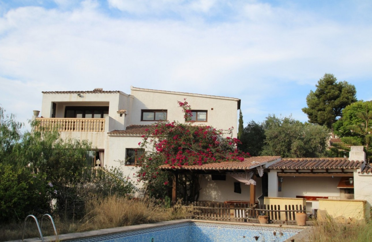 Villa - Re-sales - Benitachell - La Joya