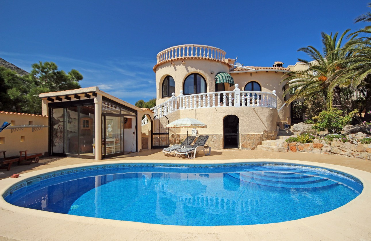 Villa - Re-sales - Benitachell - Pueblo Alcasar
