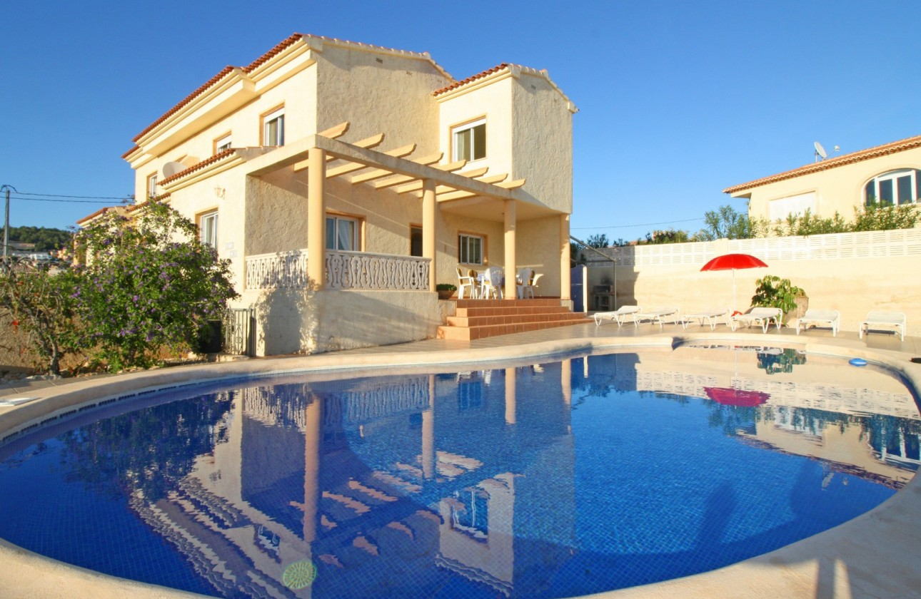 Villa - Re-sales - Calpe - Calpe