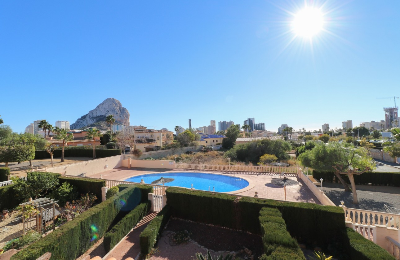 Villa - Re-sales - Calpe - Playa