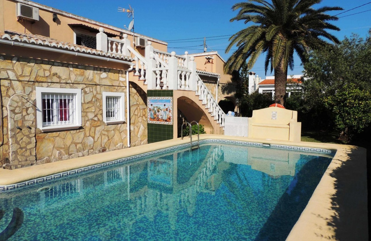 Villa - Re-sales - Denia - Denia