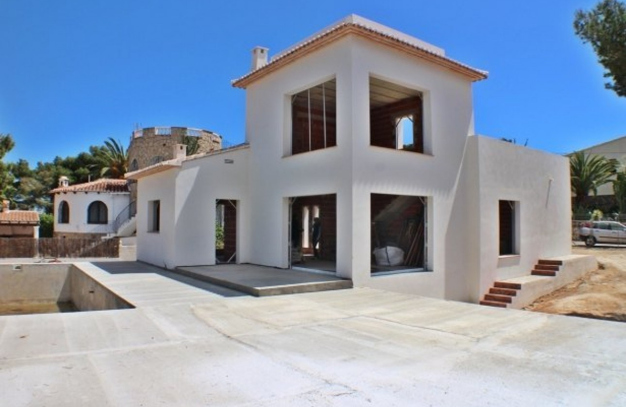 Villa - Re-sales - Javea - Balcón al mar
